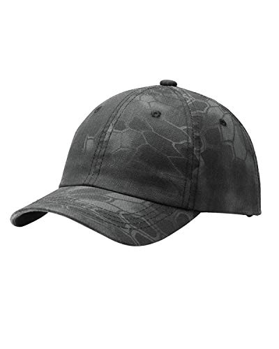 (Port Authority Pro Camouflage Series Garment-Washed Cap OSFA Kryptek Typhon )