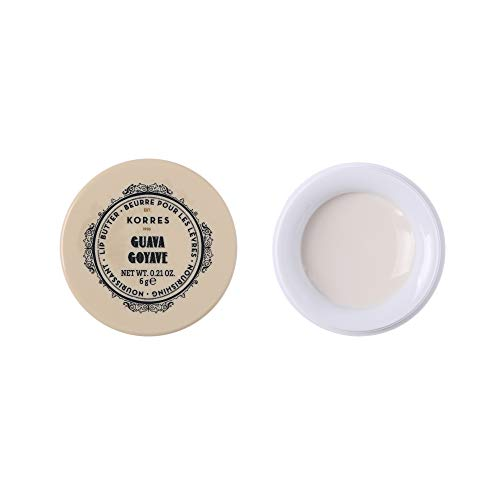 Korres Guava Lip Butter, 1 oz.