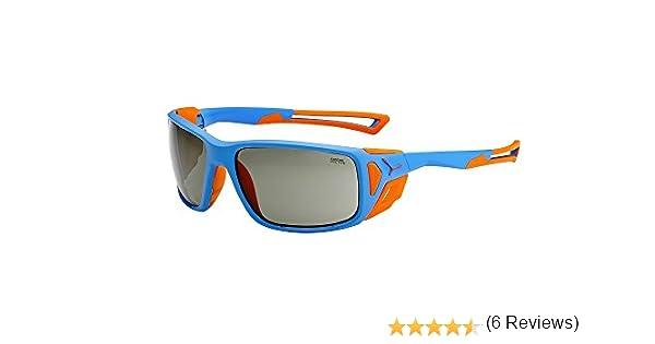 23f091f3e2 Cébé Proguide Gafas, Unisex Adulto, (Matt Blue Orange), L: Amazon.es:  Deportes y aire libre