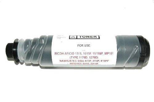 Link 42319 Toner Compatibile Ricoh Aficio 1515, 1515F, 1515MF, Oem 1170D,1270D, Kit da 6, Nero Link Creative