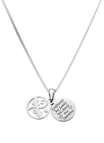 Stainless Steel Pendant Necklace -18