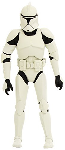 Sideshow Collectibles Militaries of Star Wars Deluxe 12 Inch Action Figure Republic Clone Trooper by Sideshow