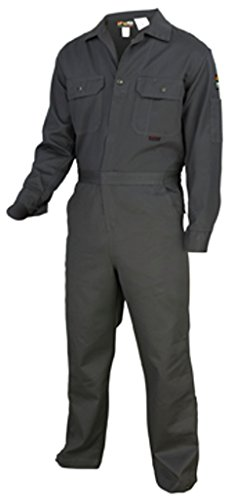 40 Flame Resistant Coverall - 7