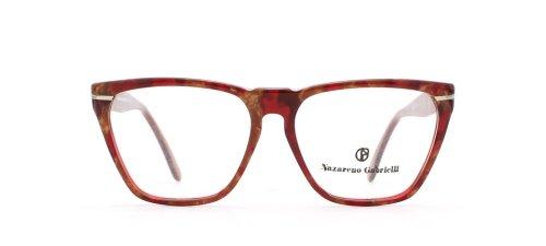 Nazareno Gabrielli - Monture de lunettes - Femme Rouge Rouge  Amazon.fr   Vêtements et accessoires b3c8b4ee5aac