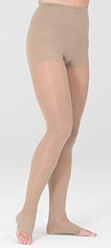 - Mediven Elegance Sheer Pantyhose 30-40 mmHg Open Toe 36506