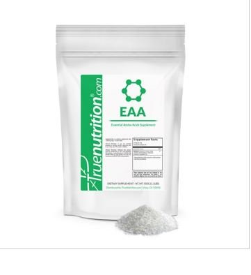 True Nutrition EAA's – Essential Amino Acids Powder (100gm)