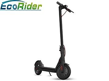 Patinete eléctrico adulto ecorider® Plegable businessman [12kg] – velocidad 25 km/h