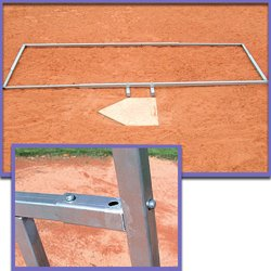 - Adjustable Batter's Box Template