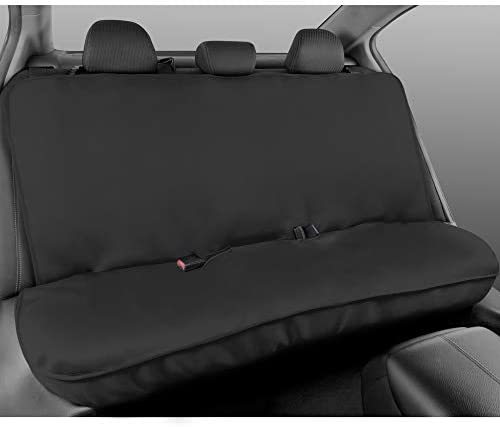 Heavy Duty Black Waterproof Single Seat Cover 1 x Front SUZUKI VITARA 2015 ON