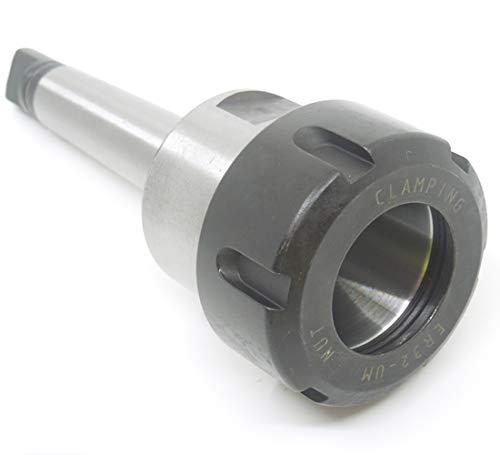 MT2 ER32 Morse Spindle Taper Flat tail shank collet chuck tool MTA2 ER32UM For Milling Machine CNC Lathe ()