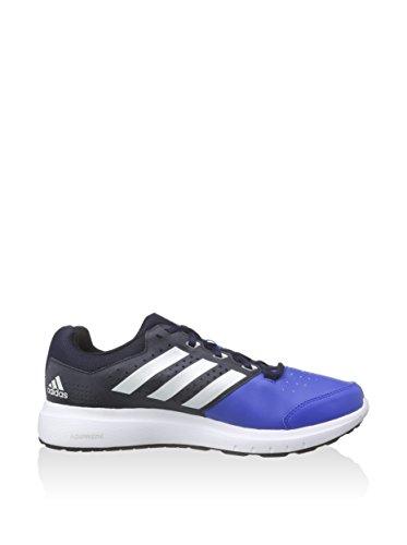 adidas Duramo TRainer - Zapatillas de atletismo para hombre Azul / Blanco / Azul marino