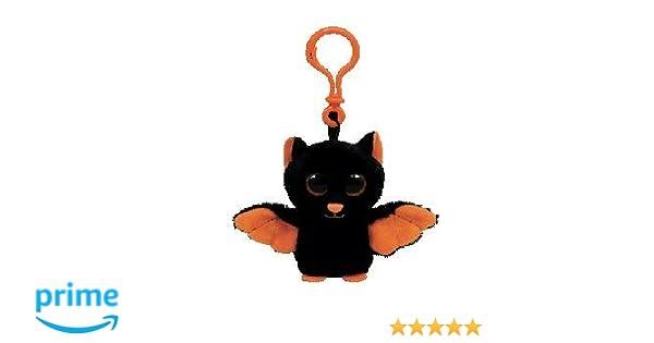 213efcb789f Amazon.com  TY Beanie Boos - MIDNIGHT the Bat ( Plastic Key Clip )  Toys    Games