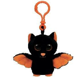 bab26a3b629 Image Unavailable. Image not available for. Color  TY Beanie Boos - MIDNIGHT  the Bat ( Plastic Key Clip )