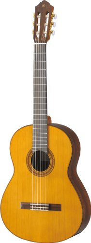 Yamaha CG182C Solid Cedar Top Classical Guitar - (Cedar Top Acoustic Guitar)