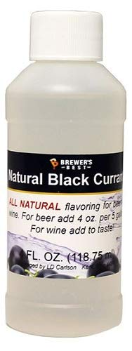 (Natural Black Currant Flavoring 4 oz. )
