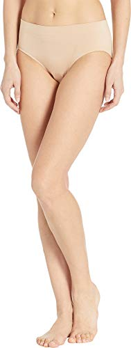 Bali Women's One Smooth U All Around Smoothing High-Cut Panty Nude ()