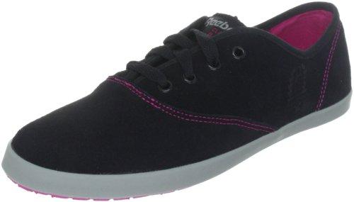 Ultralite Sneaker Reebok flat J85 Grey schwarz pink black Heritage Donna Nero 5ttqTw7