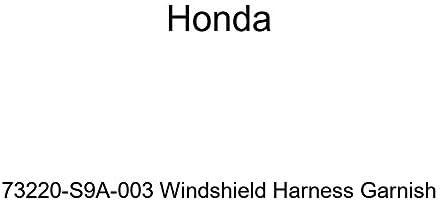 Honda Genuine 73220-S9A-003 Windshield Harness Garnish