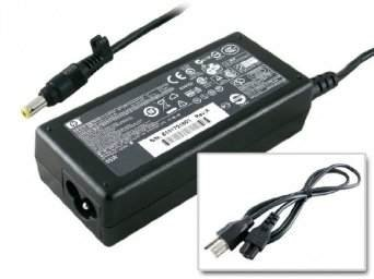 NEW Laptop/Notebook AC Adapter/Battery Charger Power Supply Cord for HP/Compa...