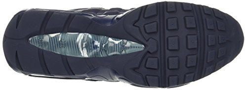 Nike Air Max 95 Essential, Chaussures de Gymnastique Homme, Bleu (Midnight Navy/Midnight Navy/Obsidian), 48.5 EU