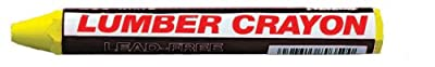 Markal 500 Lumber Crayon Clay Based Marker