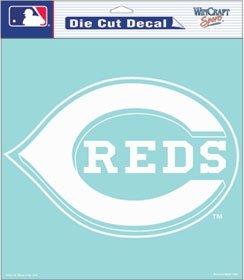 Cincinnati Reds 8''x8'' Die-Cut