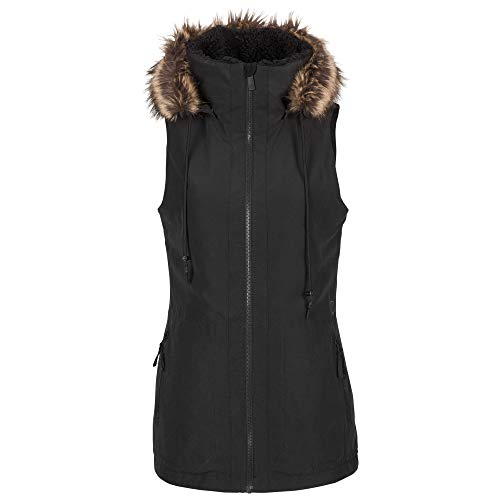 - Volcom Women's Longhorn Insulated Snowvest Black
