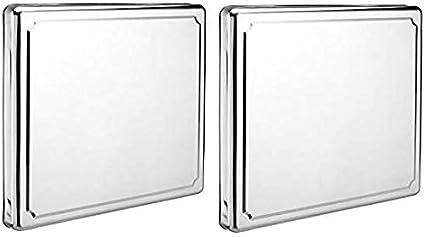 JOCCA 6414 - Protector de cocina (acero inoxidable, 60,5 x 52 ...