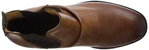 Homme Bertie Leather Bottes Marron Chelsea Leather Tan Cannibal tan qBBFtUxngw