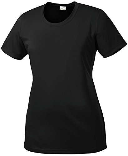 Joes USA Womens Athletic All Sport Training T-Shirt in 48 Colors. Sizes XS-4XL