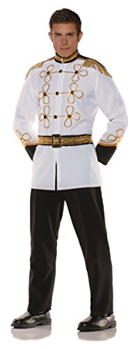 Underwraps Men's Prince Charming Costume -