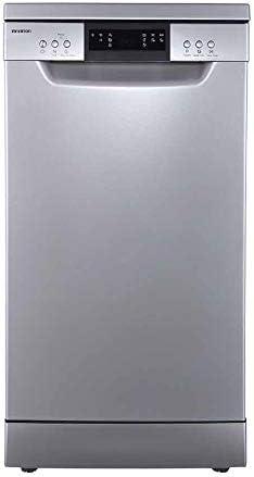LAVAVAJILLAS ESTRECHO DIW-43SP INFINITON (A++, Display LED, Ancho 45cm, Control Electronico, Independiente) INOX