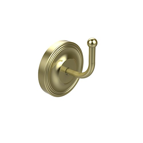 Allied Brass R-H1-SBR Regal Collection Robe Hook, Satin Brass (Allied Utility Hook)