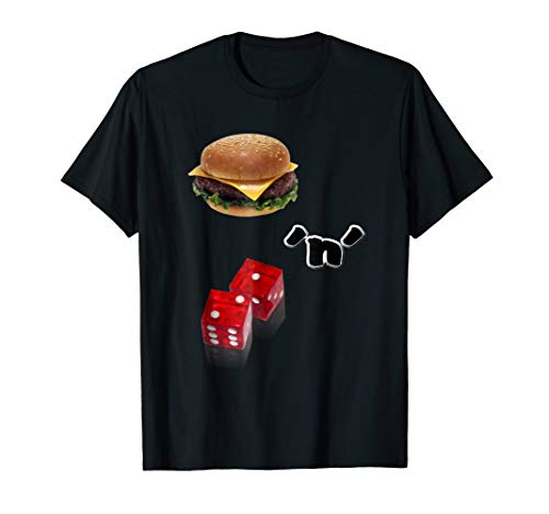 Cheeseburger 'n' Pair o' Dice | Novelty ()