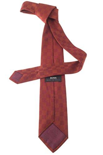 BOSS Necktie One Men's Boss Hugo size coral r4tqCrXw
