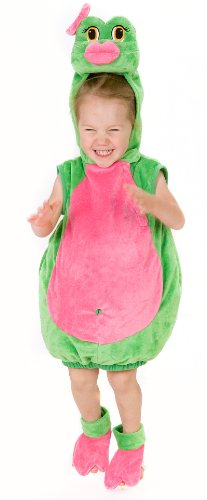 Little Girl Frog Costume - 12/18 Months - 12/18 Months