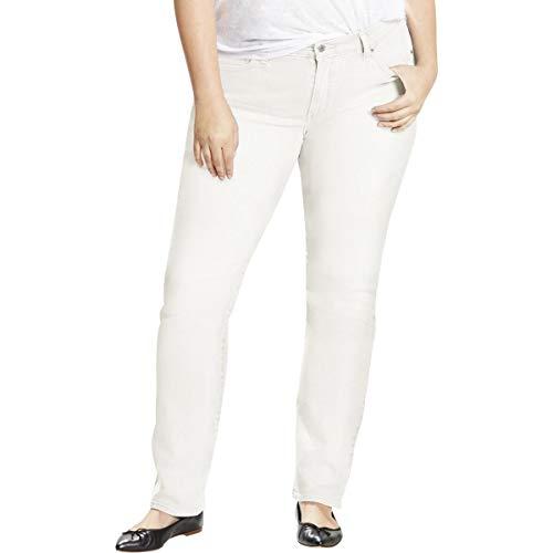 Levi's Women's 414 Plus-Size Classic Straight Jean's