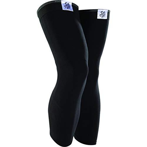 Asterisk Ultra CELL Banded Undersleeve (Black, X-Large) - - Knee Asterisk Brace Cell