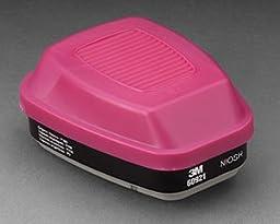 3M Cartridge/Filter Organic Vapor/P100 - (4 Packs; 2/Pack) - R3-60921