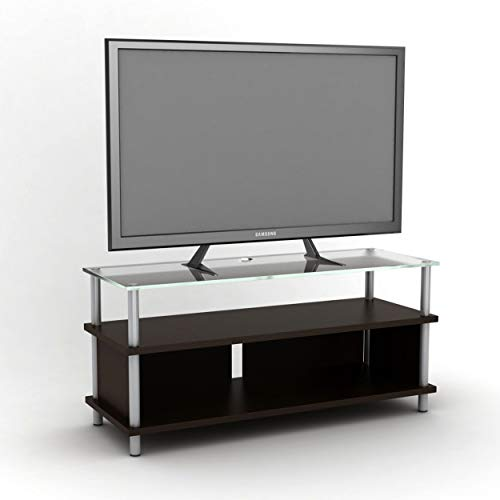 Atlantic Table Top Tv Stand Universal Adjustable Table