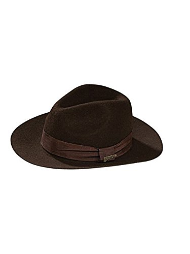 Indiana Jones and the Kingdom of the Crystal Skull Deluxe Adult Hat, One Size ()