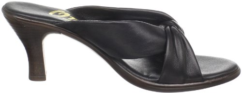 Onex Kvinders Beskedne Kjole Sandal Sort da5vF9k