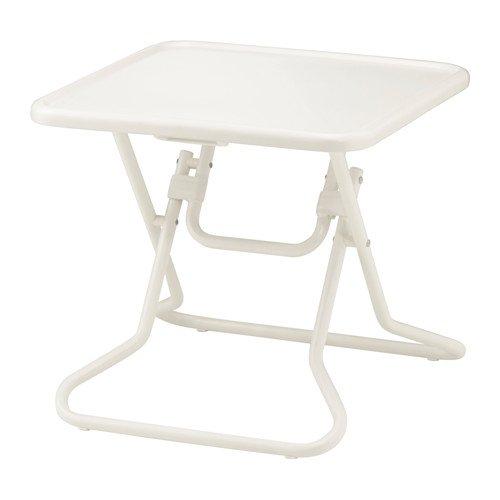IKEA Coffee table, folding foldable, white 628.111714.630 (Ikea Folding Table White)