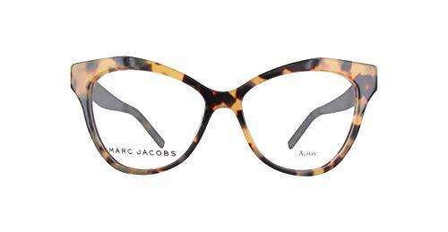 Marc Jacobs Plastic Cat Eye Eyeglasses 51 0O2V Glitter ()