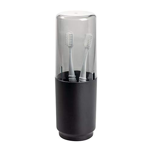 toothbrush holder with cover - 4