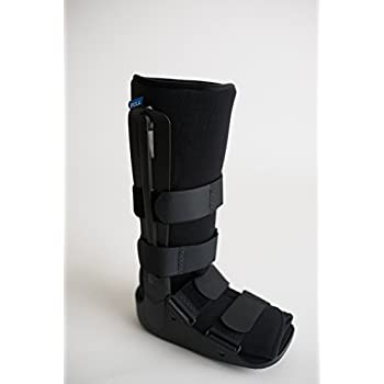 95ff4cc344 Amazon.com: The Orthopedic Guys High Top Non-Air Walker Fracture ...