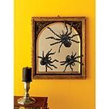 Martha Stewart Crafts Halloween Spider Gel Clings