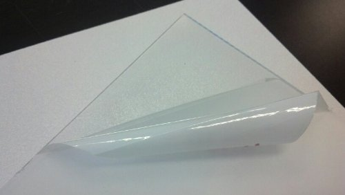"Clear Acrylic Plexiglass sheet 1//2/"" x 12/"" x 24/"""