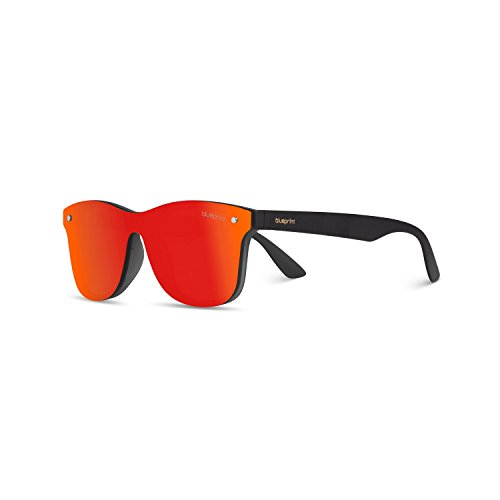 hombre Fire sol Black Eyewear Blueprint de Gafas para q4Own7qvZx