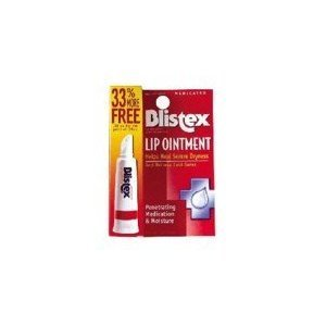 Blistex Medicated Lip Ointment 33% More Free (4 Pack)